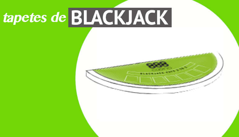 Tapetes de blackjack