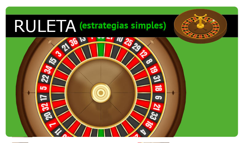 Estrategia Simple de Ruleta