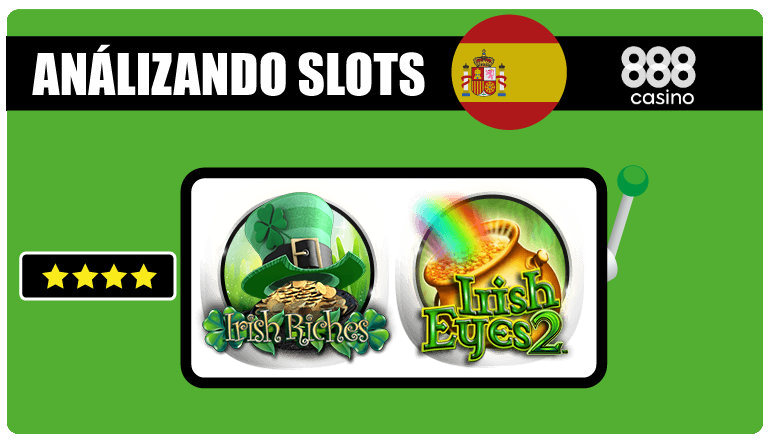 Slots y Tragaperras, Irish Riches
