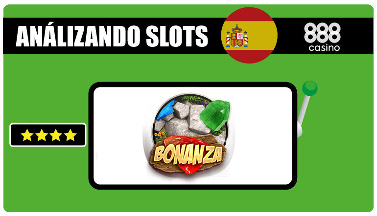 Review de la slot online Bonanza