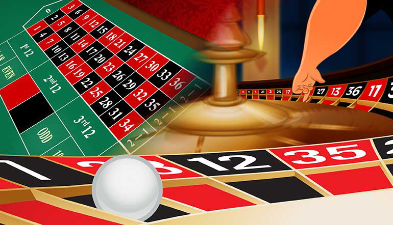 Free roulette table