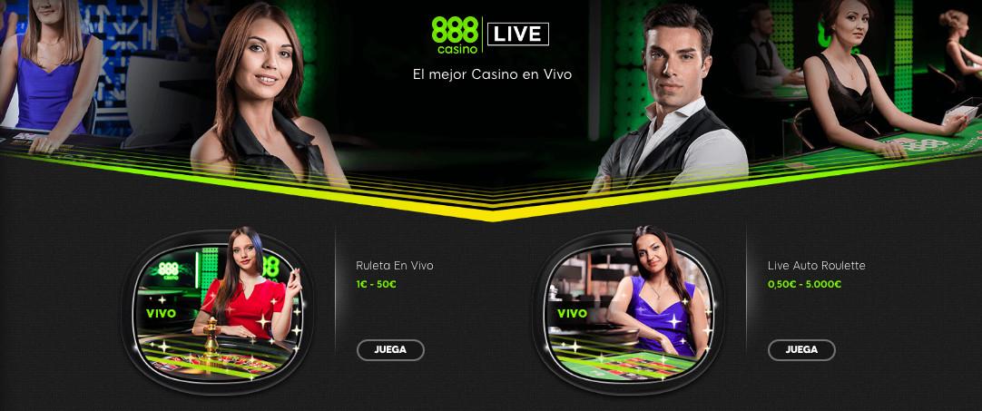 Casino 888 Online En Espanol