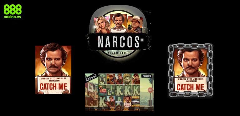 Juego casino online Narcos
