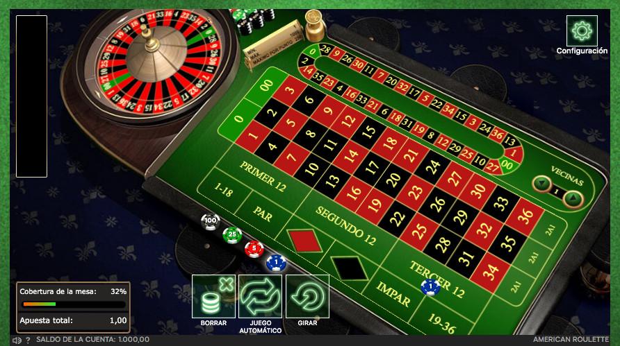 Casino 888 Ruleta