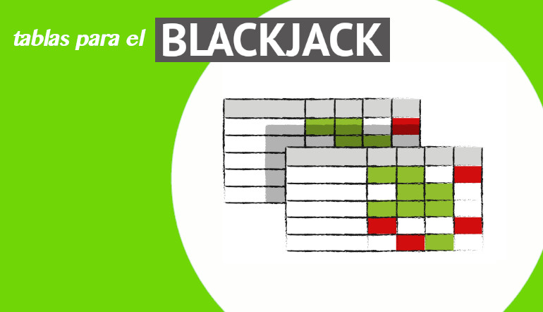 tablas blackjack