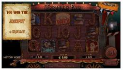 Treasure Fair ha entregado un Bote de 23.644 €