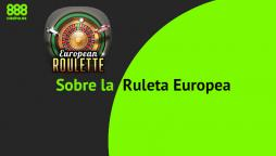 La ruleta europea en internet