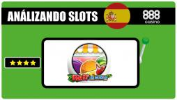 Slots y Tragaperras, Fruit Shop