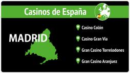 Casinos de Madrid